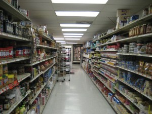 A Grocery Store